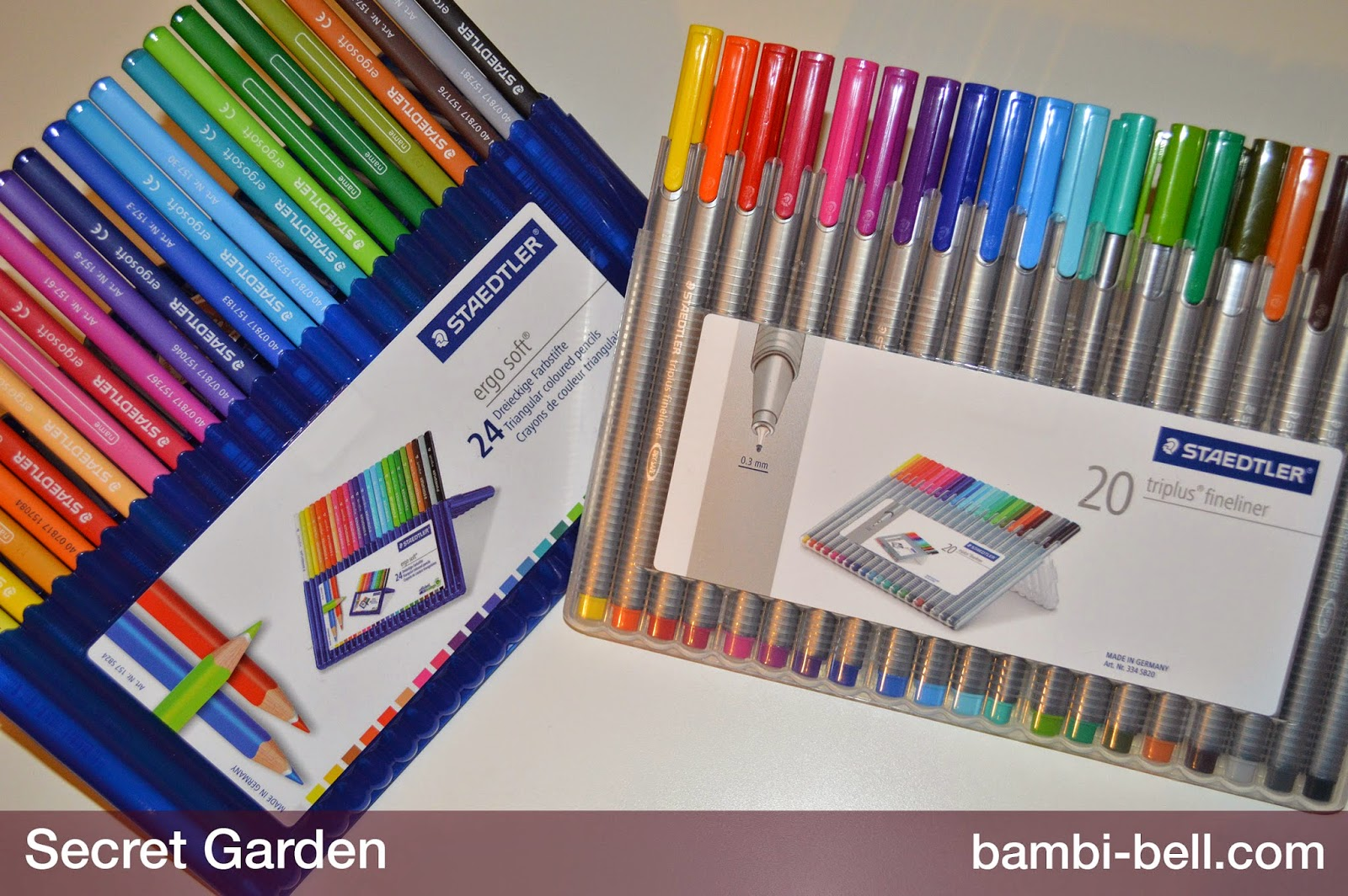 The Above Picture Shows Both Pen And Pencil Sets I Use For Everything To Do With Colouring Pens Were A Firm Favourite Of Mine While Was At Uni So