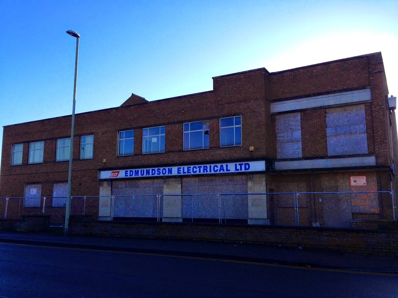 Abandoned building, Gloucester