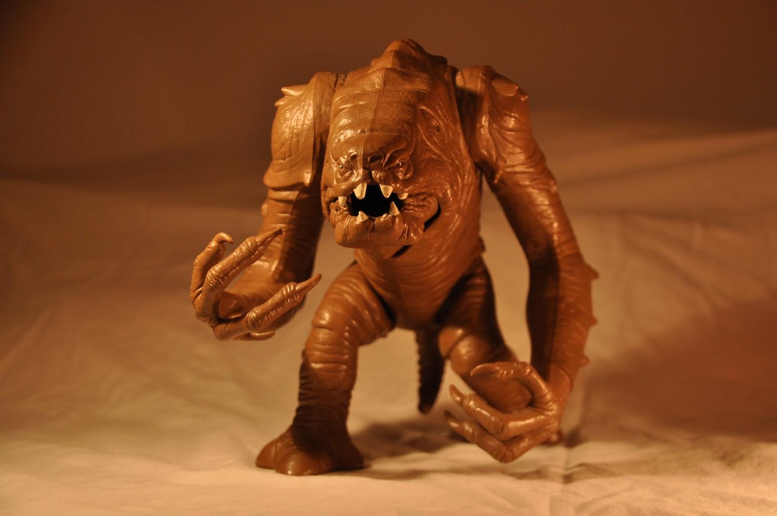 Vintage Star Wars: Rancor | Vintage World Rancor Monster