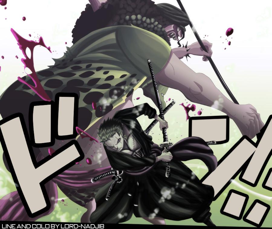 One Piece Chapter 719: Chinjao ơi, mở ra! 019