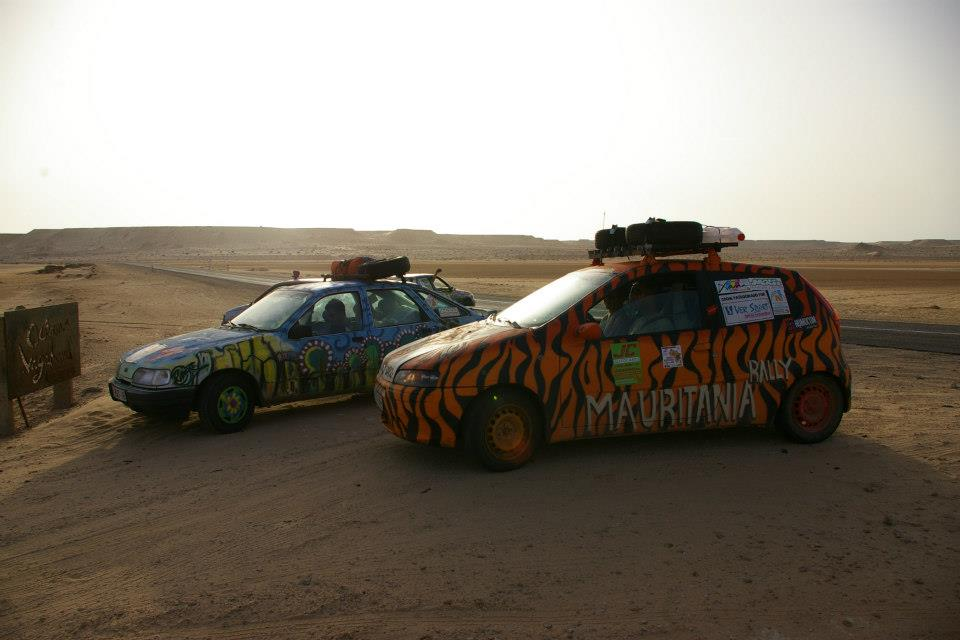 RALLY MAURITANIA