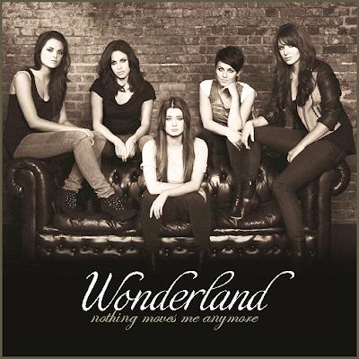 Wonderland - Nothing Moves Me Anymore Lyrics