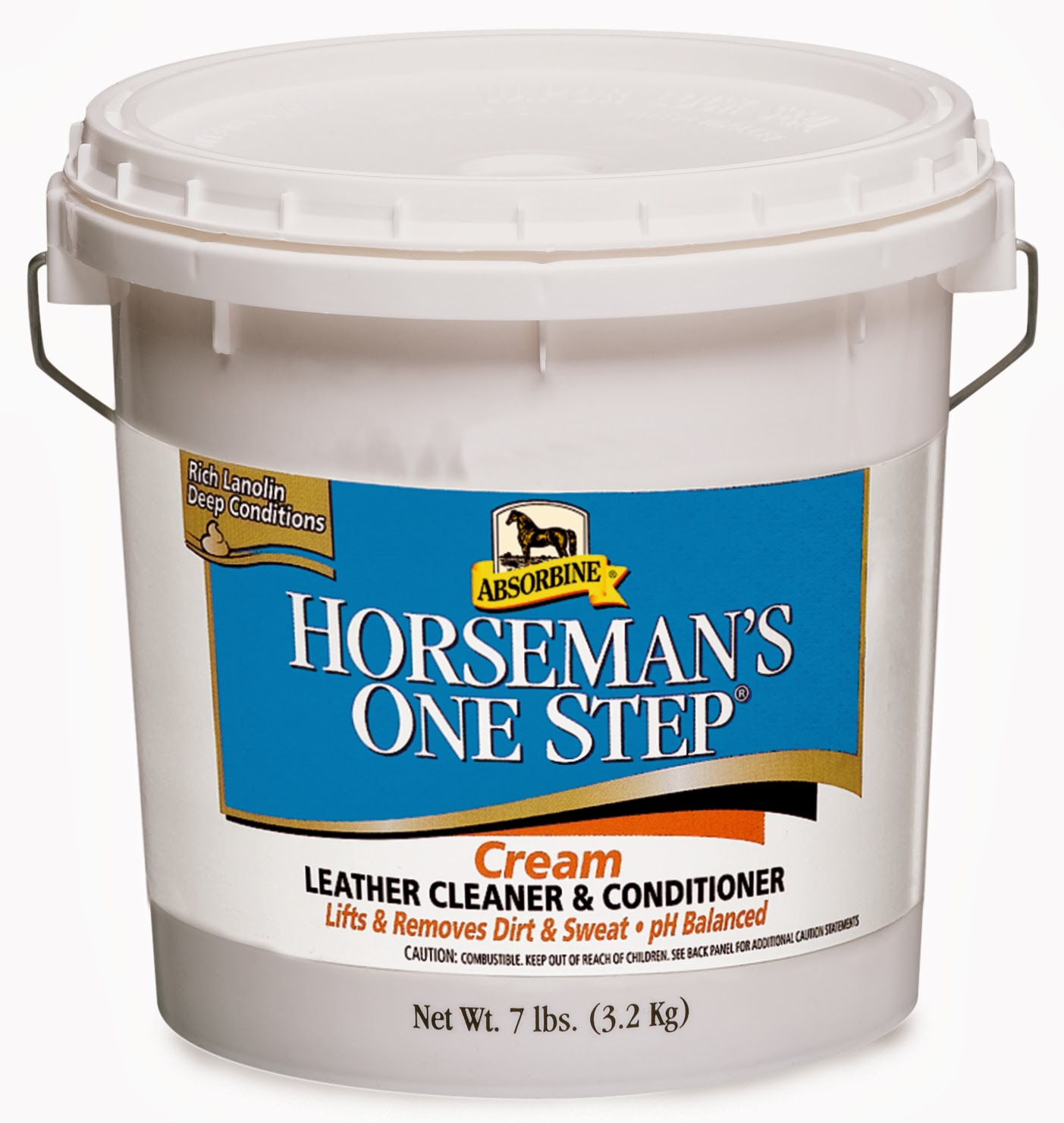 Absorbine® Horseman\'s One Step large tub Now available in the UK ...