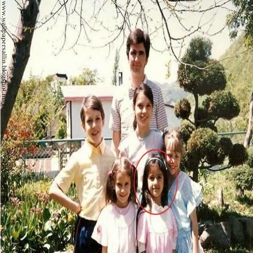 katrina kaif childhood, katrina kaif childhood pics