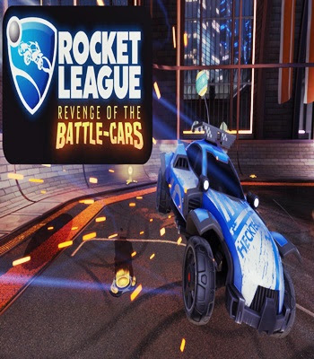 Rocket League Revenge of the Battle Cars
