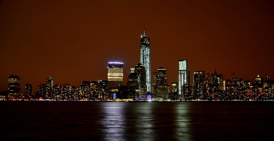 12. NYC Skyline by Pankaj Barai