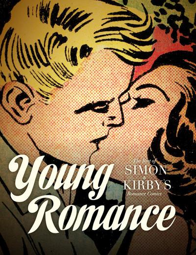 KIRBY ROMANCE COMICS!