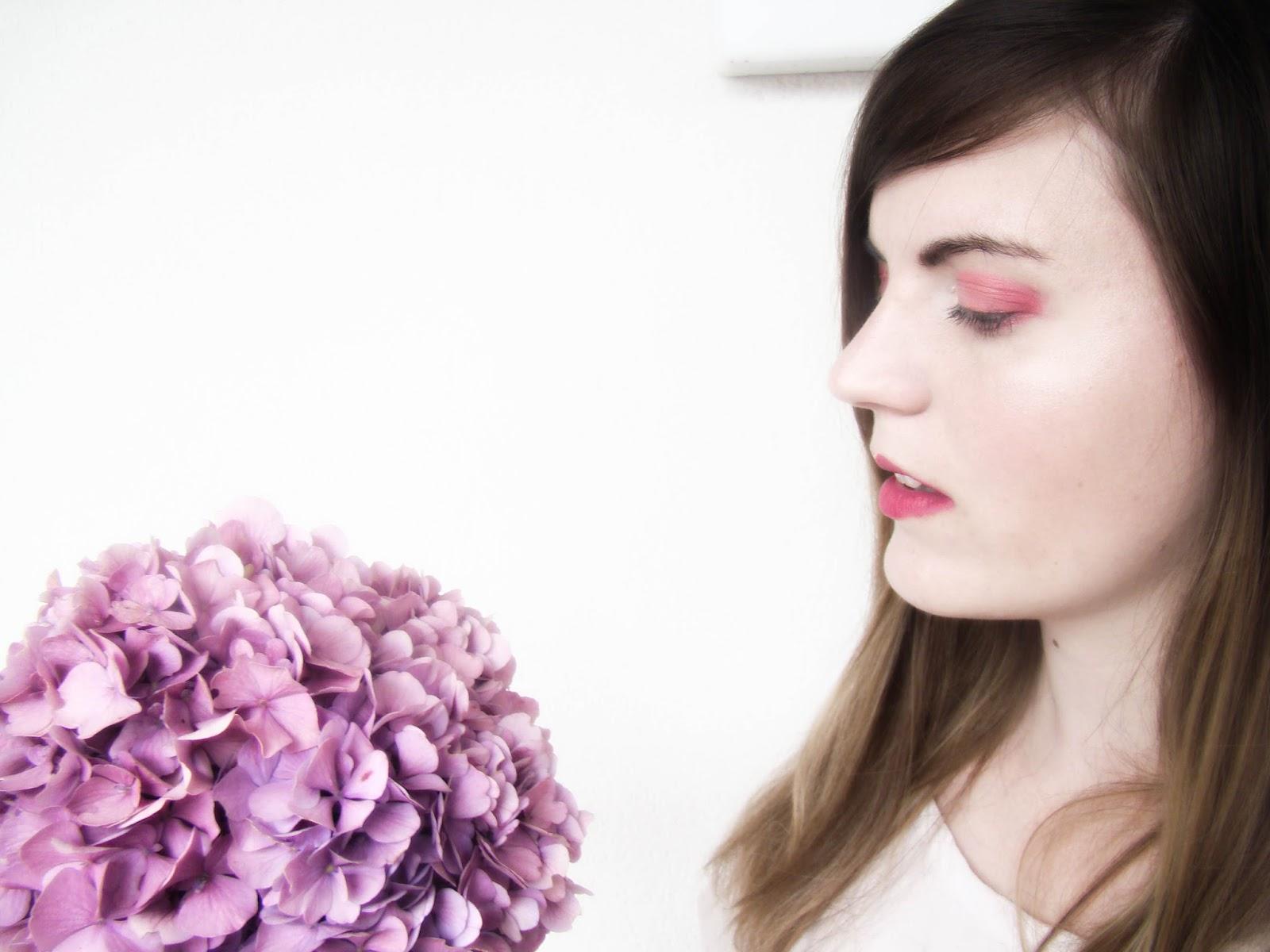 Le rose selon Sleek & Moi...
