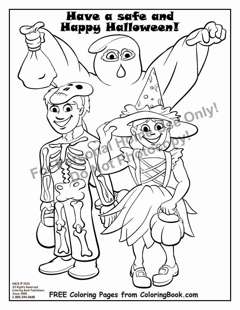 HD wallpapers halloween coloring pages hard Page 2