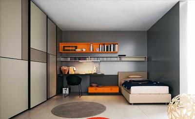 Decoraci n de interiores decora rec maras juveniles modernas for Decoracion recamaras modernas