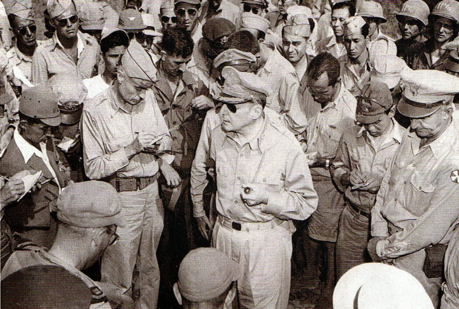 Douglas MacArthur, Jenderal Legendaris AS yang Menyerang Irian dengan Korban 'Hanya' 14.000 Pasukan