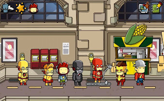#3 Scribblenauts Wallpaper