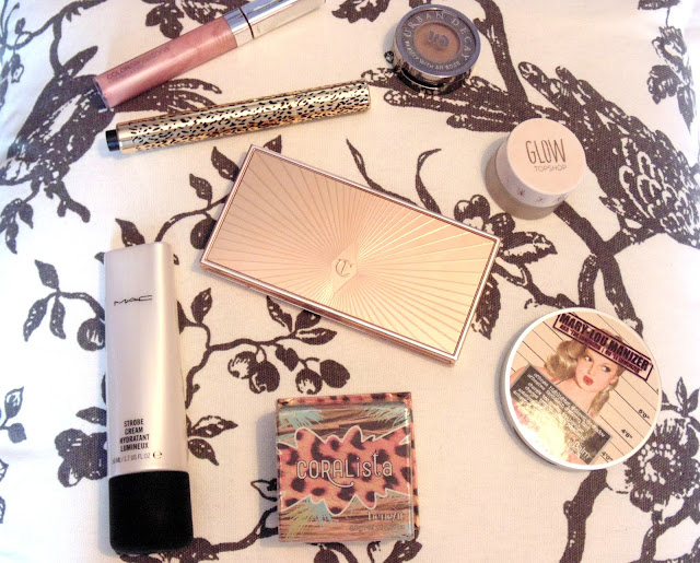 Easy Strobing Look - Charlotte Tilbury, Mac, YSL, Urban Decay, Benefit, theBalm