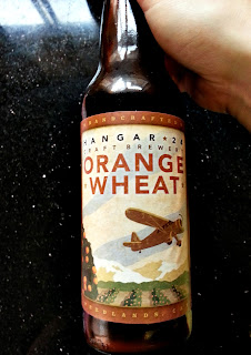 orange wheat beer