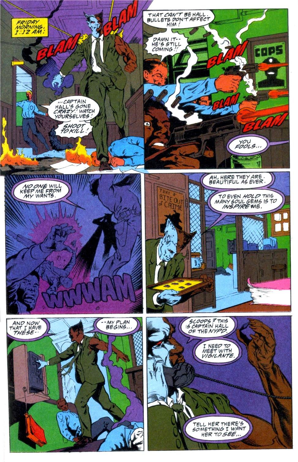 Deathstroke (1991) Annual 1 #1 - English 24