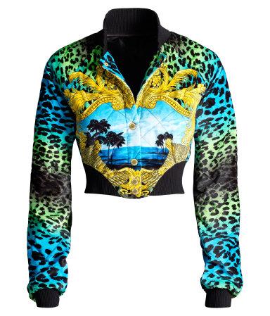Versace for h m ждем с 17 ноября