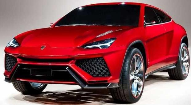 2017 Lamborghini Urus Redesign