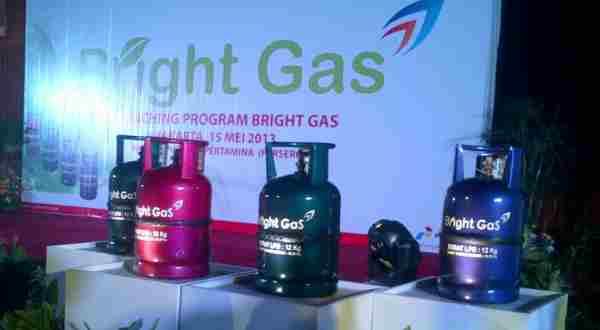 Pertamina Siap Luncurkan Gas Ukuran 5,5 Kilogram