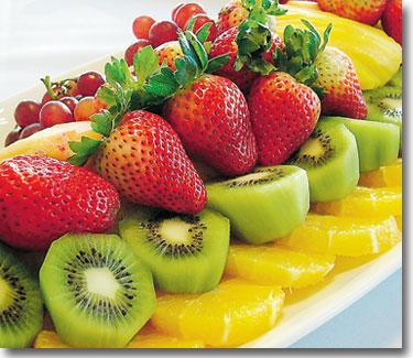 Baiknya buah-buahan!!~