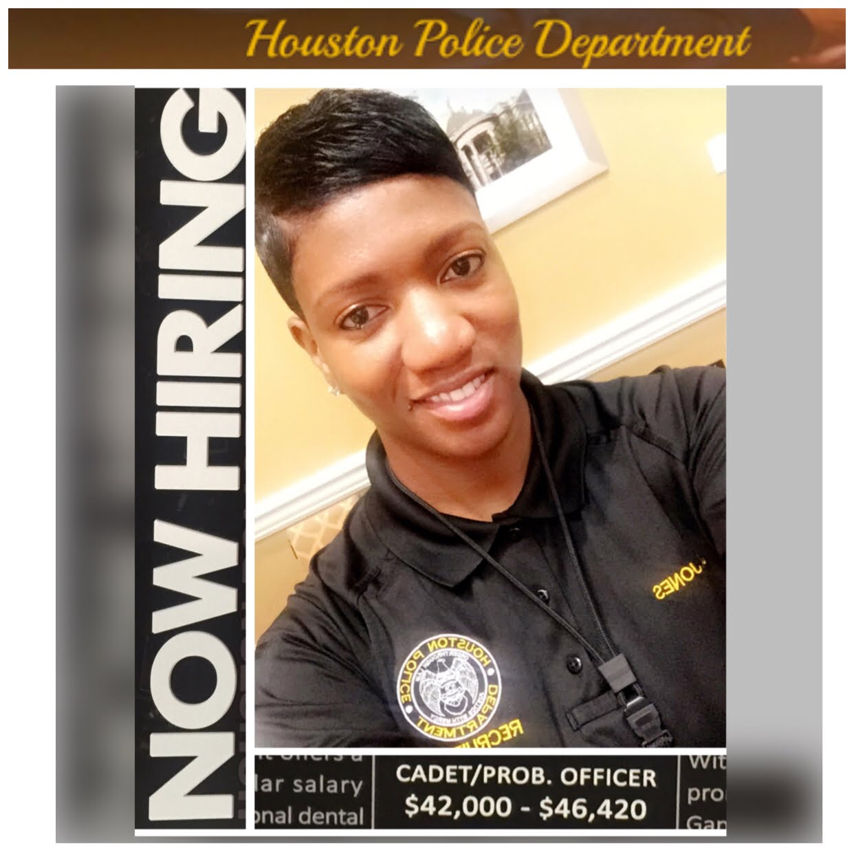 houston police internship  student number: 969273 2014 summer table of contents 1 introduction 11 internship objectives how time flies, one year's college life is passed away.