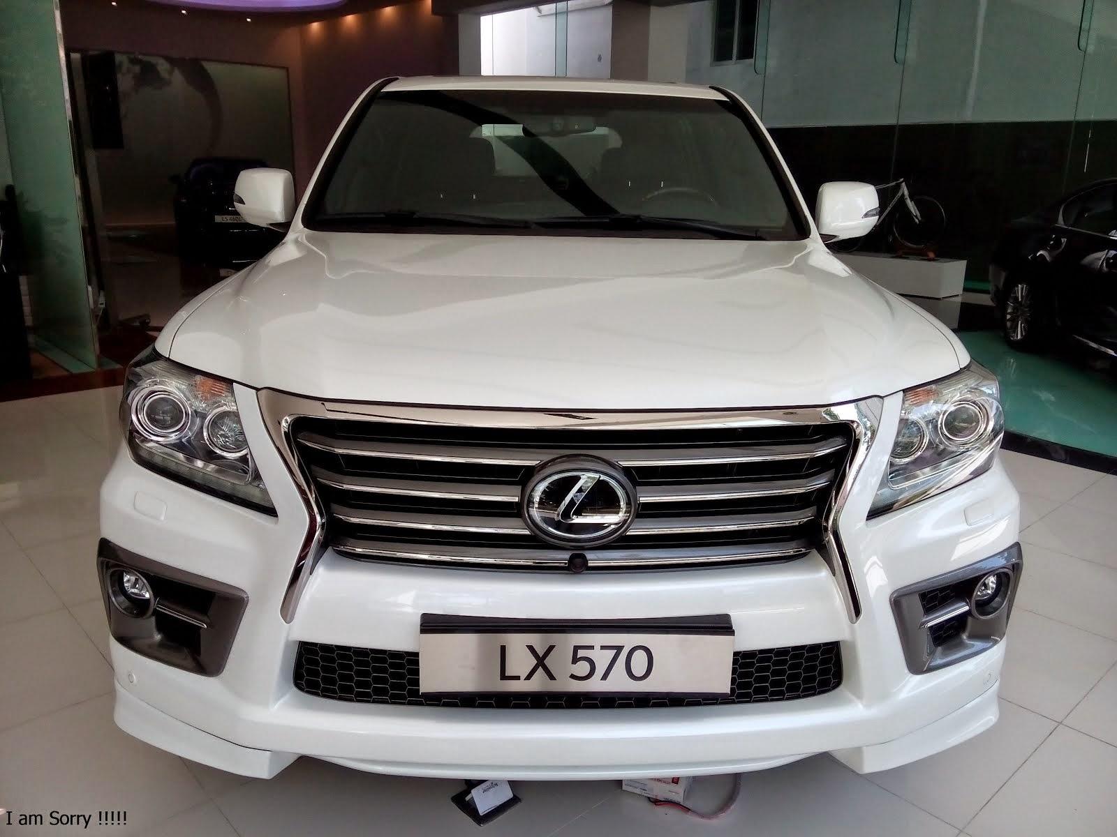 LEXUS LS 570