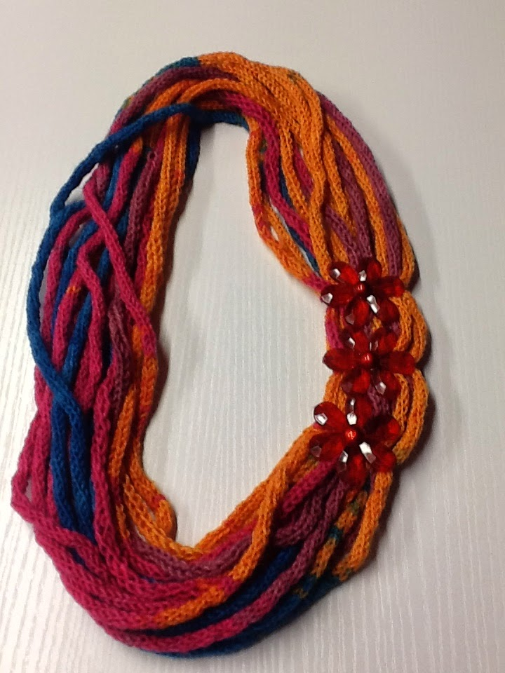 French Knitting With Beads : Don t wait to create french knitting