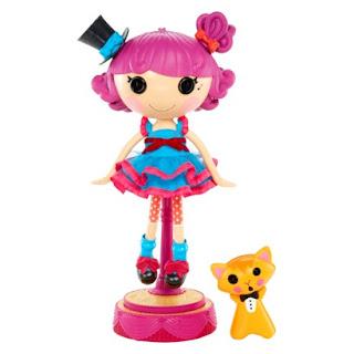 Lalaloopsy Silly Hair Star Doll - Harmony B Sharp