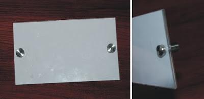 Tabliczka przydrzwiowa (indywidualny wymiar)