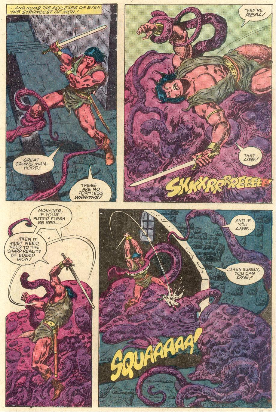 Conan the Barbarian (1970) Issue #117 #129 - English 14