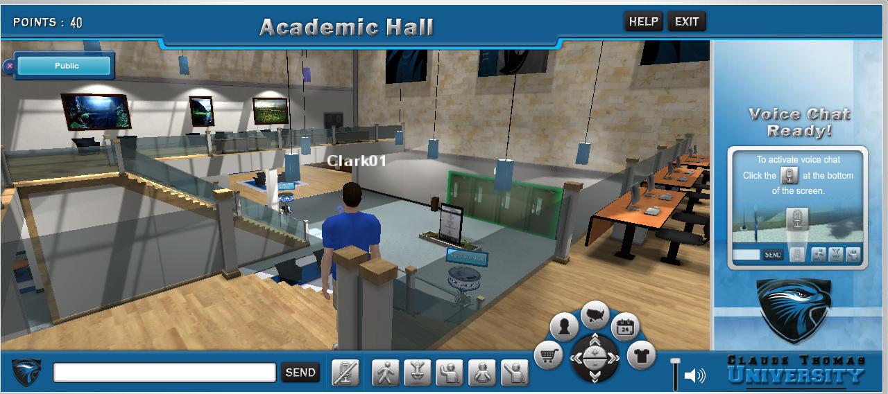 Usafa D Virtual Campus Tour