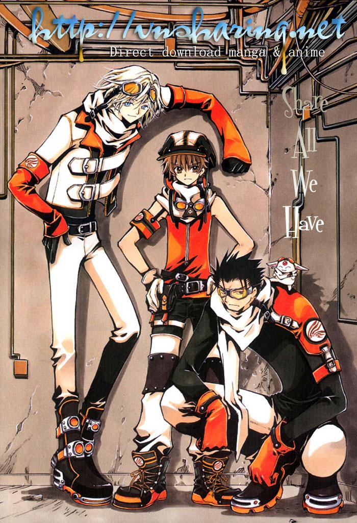 Naruto chap 352 Trang 18 - Mangak.info