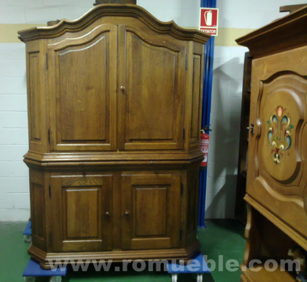 Romueble muebles r sticos y antig edades - Muebles rusticos asturias ...