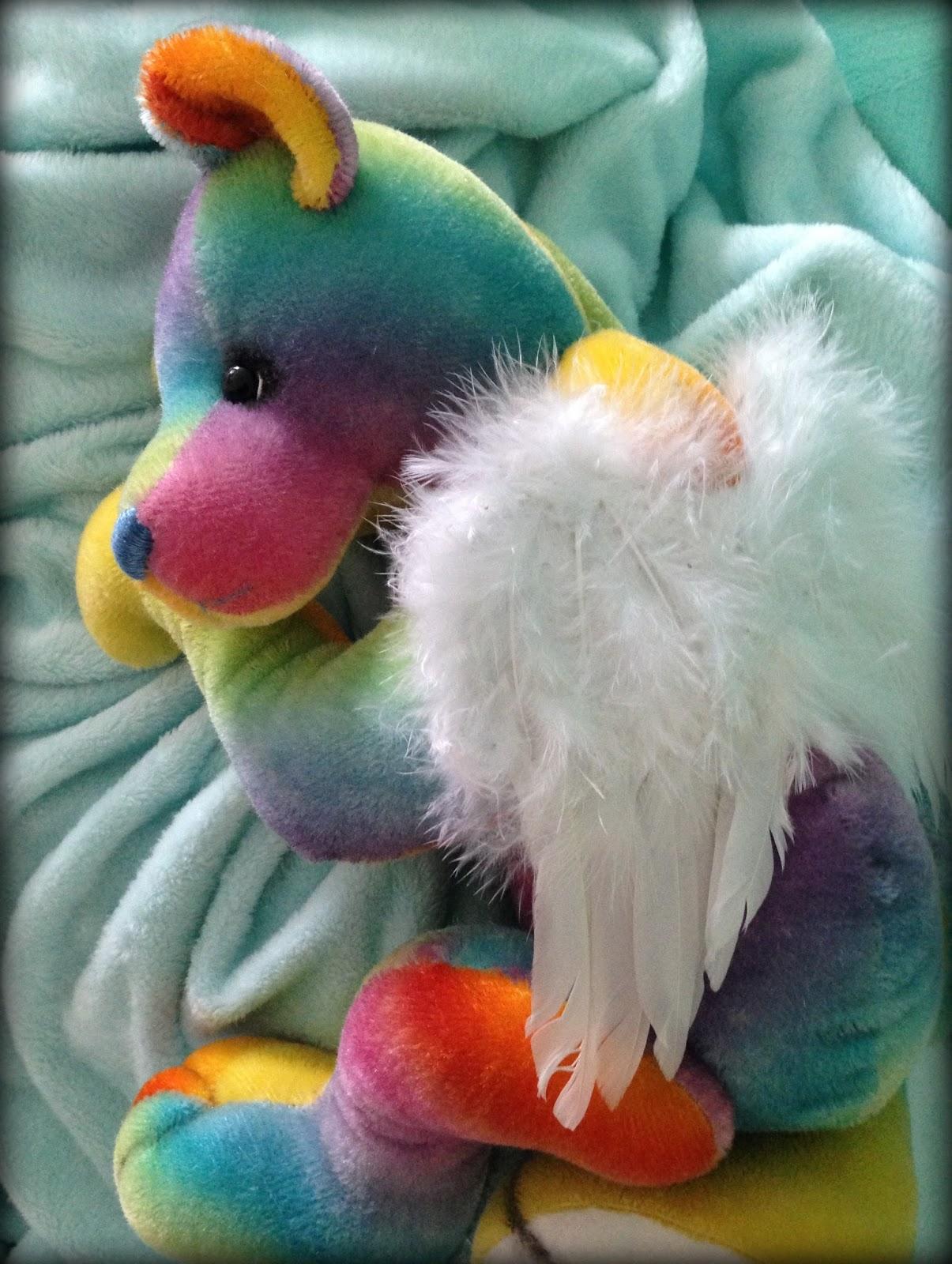 The Inner World of Emma's Bears: Rainbow Baby