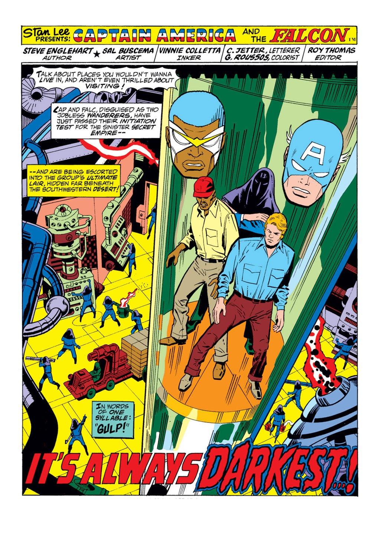 Captain America (1968) Issue #174 #88 - English 2