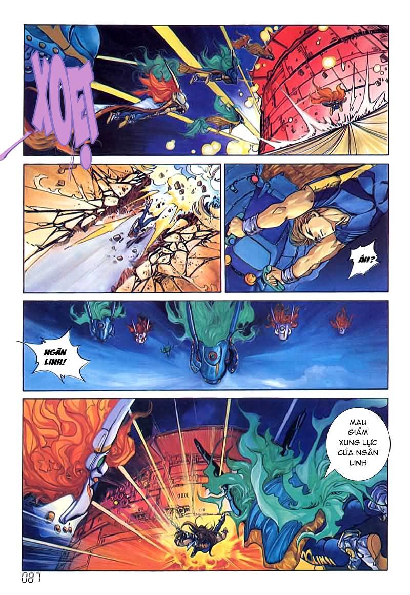 Cyber Weapon Z - Siêu Thần Z chap 4 - Trang 45