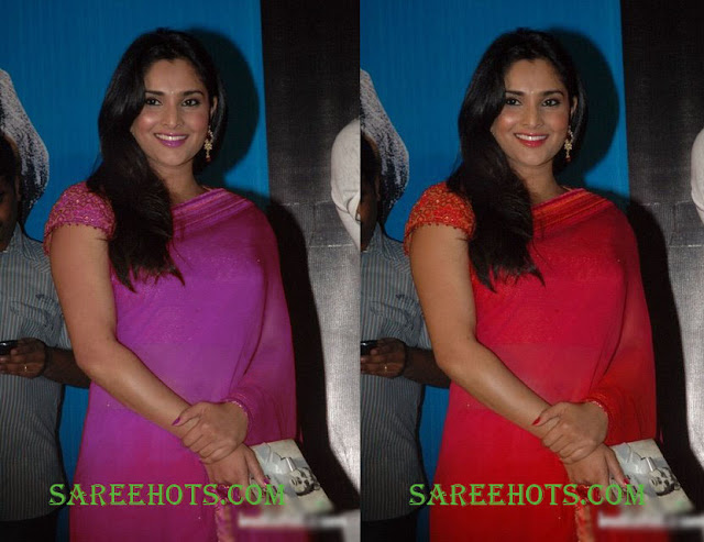 Actresses Navel Show In Sarees, Lehengas, Skirts And