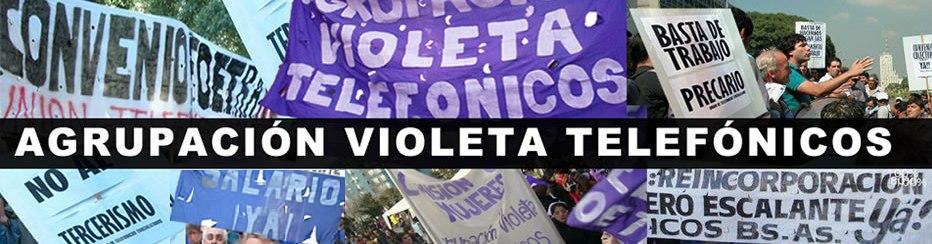 Agrupación Violeta Telefónicos