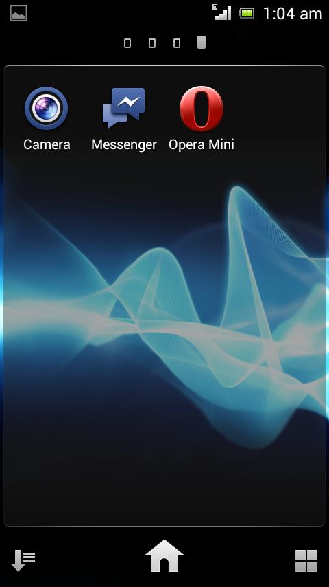 xperia how to take screenshot