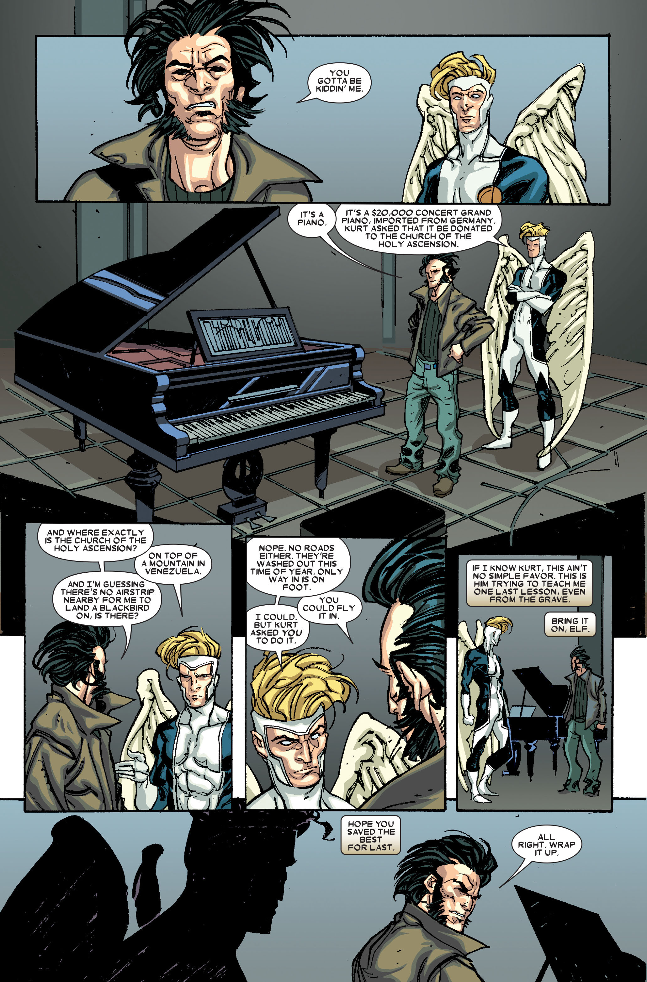 Wolverine: Weapon X #16 #16 - English 4