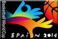 FIBA World Cup 2014 Logo