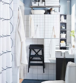 Ideas for Ikea bathroom 2013