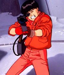 Akira - 1988 - Kaneda