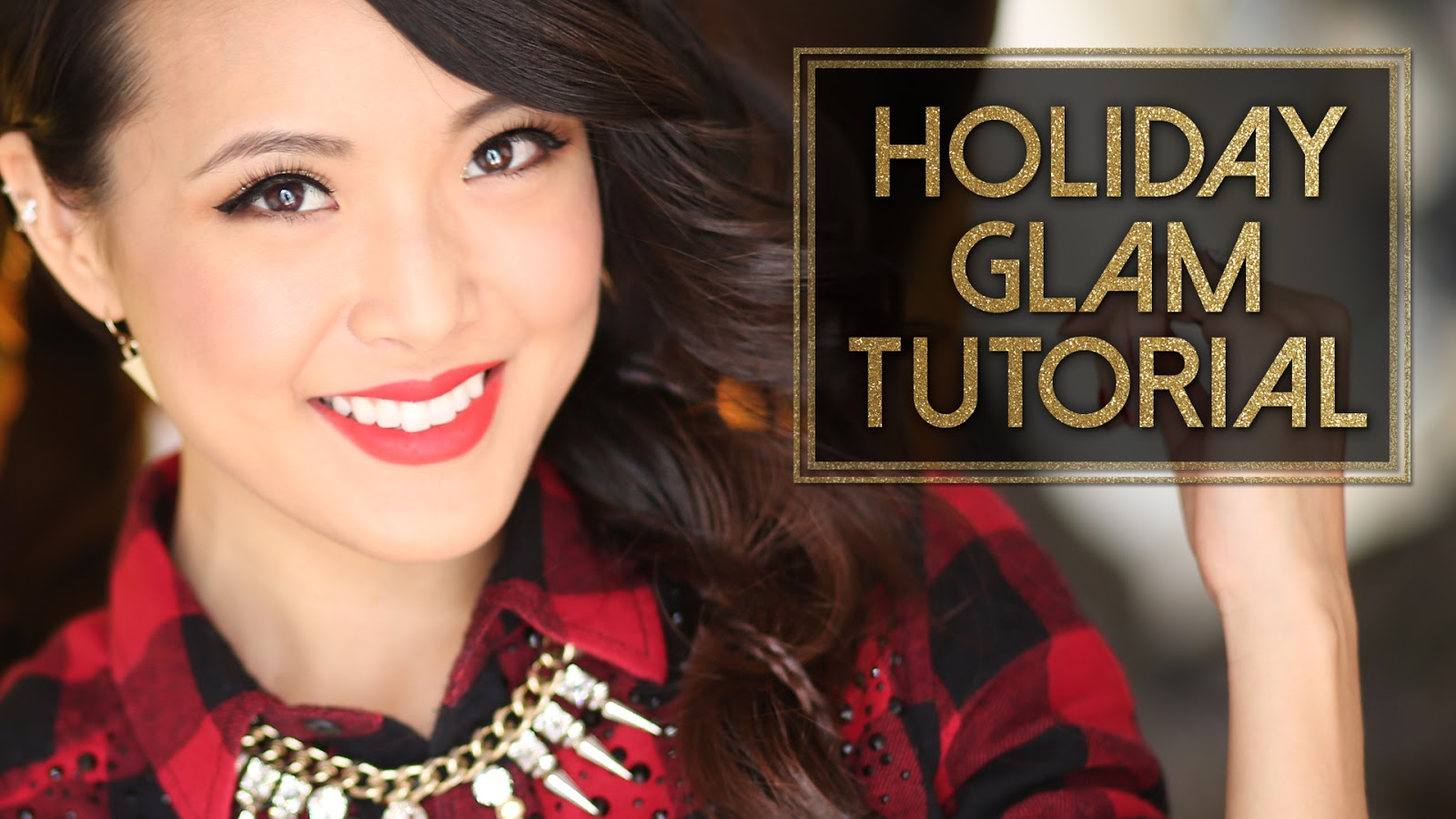 Holiday Hair and Makeup Tutorials's Decorating