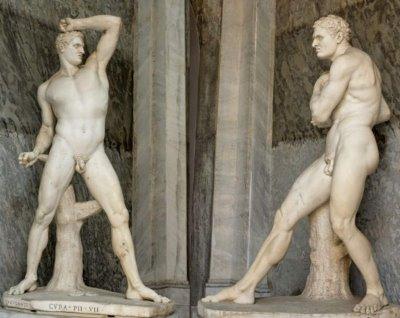 Arte de la antigua grecia. La esculturas realistas más impresionantes.