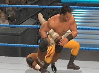 Smackdown VS Raw 2007 PC Game Free Download