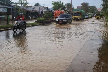 Titik Rawan Banjir di Samarinda