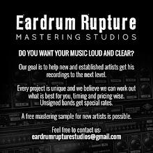EARDRUM RUPTURE STUDIOS