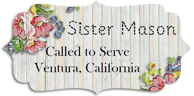 Sister Mason: Called to Serve in Ventura, California