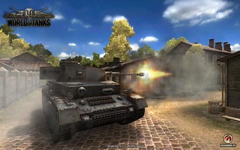 imagem Batalhas World of Tanks