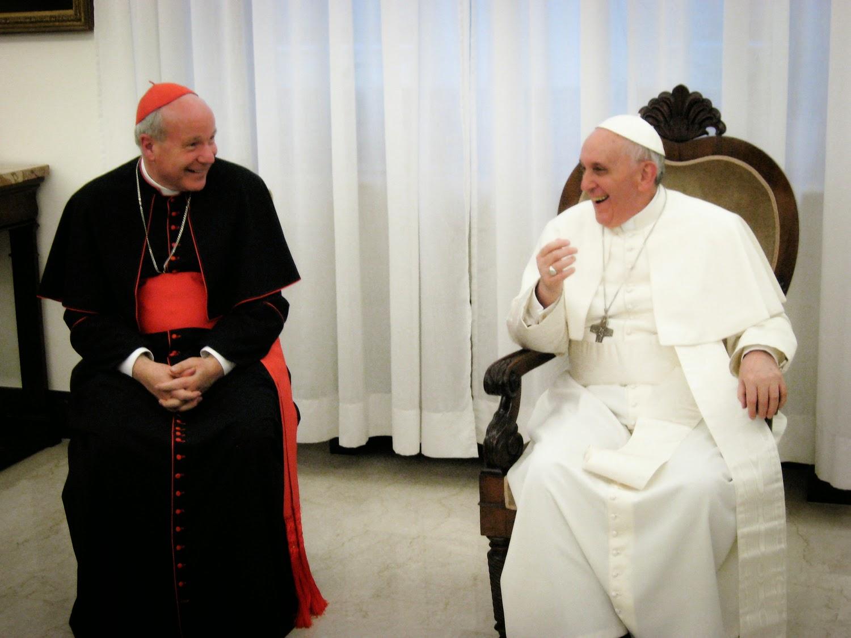 Der perverse kardinal - 1 1